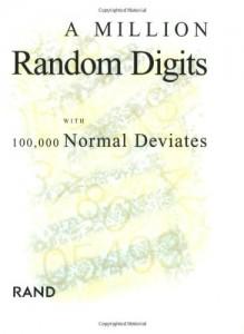 Random Digits Book