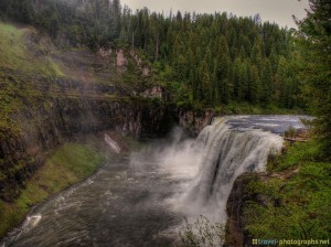 yellowstone-photos-waterfall-hdr-image