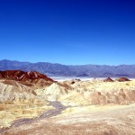 death valley during usa southwest road trip