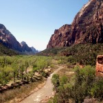 zion national park southwest usa road trip